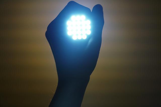 Tutti i vantaggi dellilluminazione con tecnologia a led