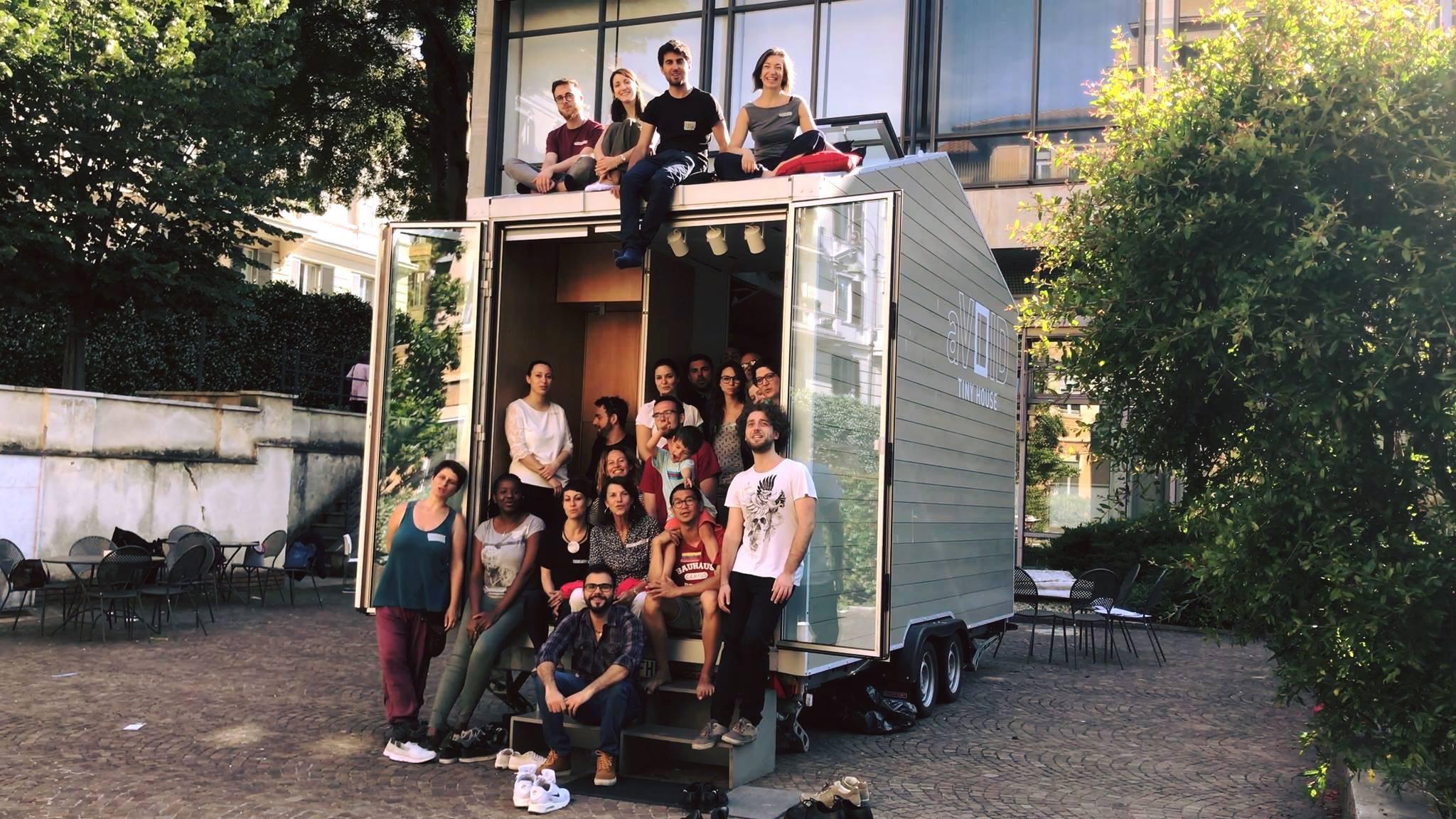 Tiny House Italia Permessi progetto avoid energy italy sponsorizza un nuovo modo di abitare